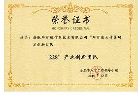 228产业创新团队